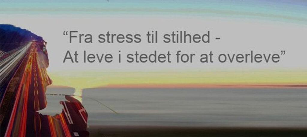 Tag dine stress symptomer seriøst, og lær at finde roen
